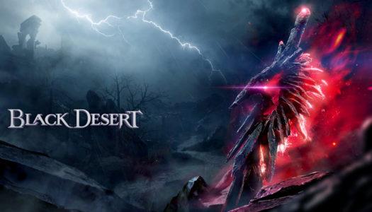 Black Desert celebra un año de crossplay incluyendo una nueva región