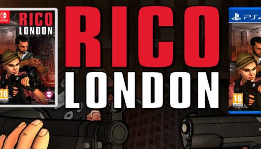 RICO London Badge Edition llegará a consolas el 18 de junio