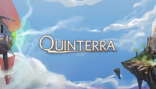 Quinterra, un nuevo juego de estrategia, ya está disponible en Steam