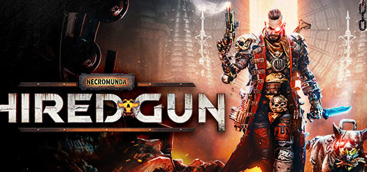 Necromunda: Hired Gun llega el 30 de junio en formato físico