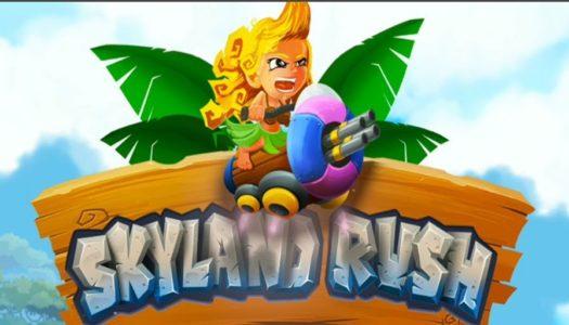 Skyland Rush: Air Raid Attack, exclusivo para Nintendo Switch