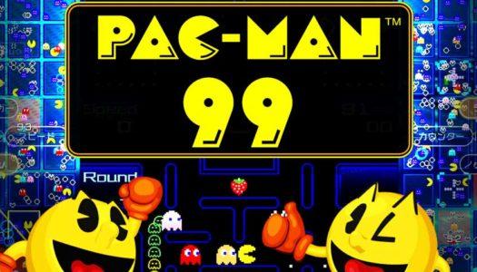 Pac-Man 99, la nueva versión del juego clásico, ya disponible en Switch
