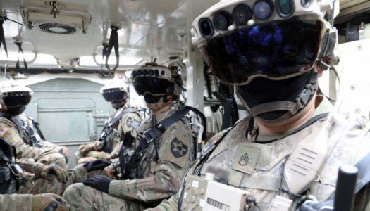 Microsoft pone los videojuegos al servicio de la guerra