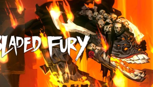 Bladed Fury ya está disponible para Playstation 4 y Nintendo Switch