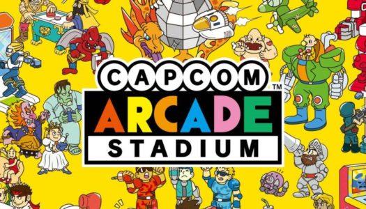 Capcom Arcade Stadium llega a PS4, Xbox One y Steam