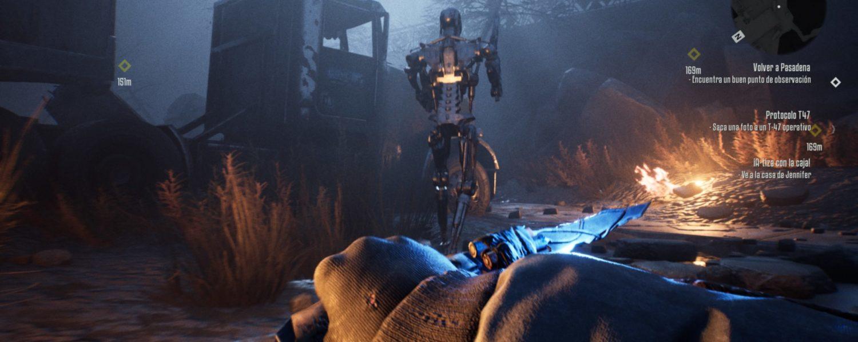 Terminator Resistance Sigilo