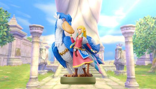 El amiibo de Zelda no es lo peor de Skyward Sword HD