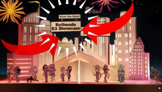 El E3 calienta motores, y Bethesda es la primera en avivar los rumores