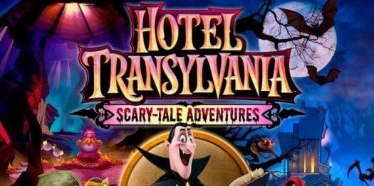 El juego de Hotel Transylvania llega en Halloween de este año