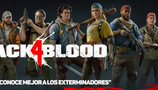 """Un vistazo a los """"exterminadores"""" en el nuevo tráiler de Back 4 Blood"""