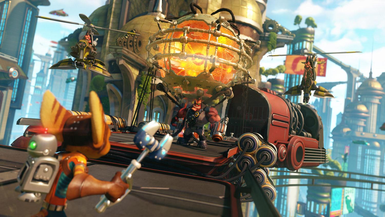 Ratchet & Clank-Destacada
