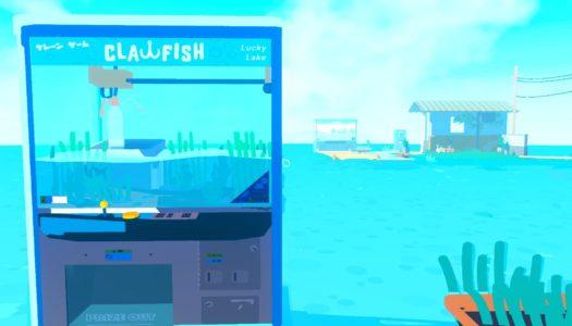 Clawfish y el videojuego como recuerdo