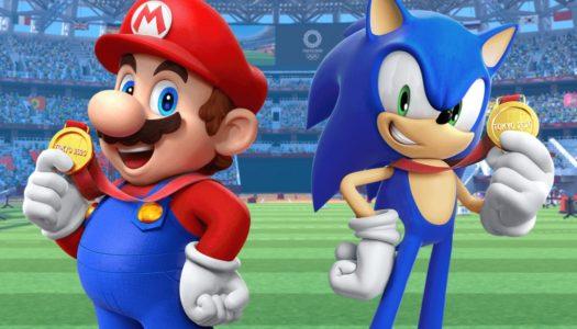 Unas Olimpiadas llenas de referencias a los videojuegos