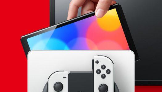 Nintendo vuelve a hacer de las suyas con la revisión OLED de Switch