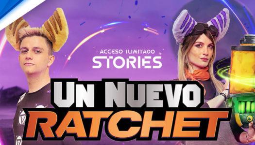 'Un nuevo Ratchet', el reciente cortometraje de PlayStation