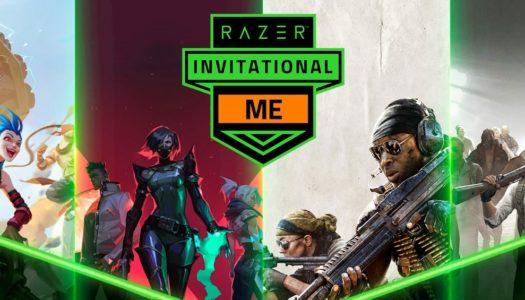 Razer anuncia la próxima parada de su gira Razer Invitational