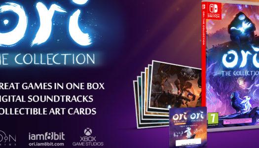 Ori: The Collection llega a Nintendo Switch este octubre
