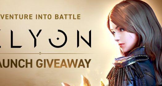 Elyon ya está disponible ¡y repartimos 100 claves para celebrarlo!