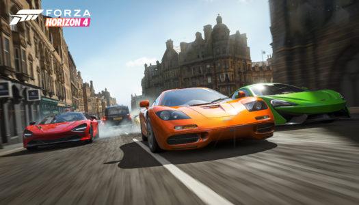 Forza Horizon 4: receta para el juego de confort perfecto