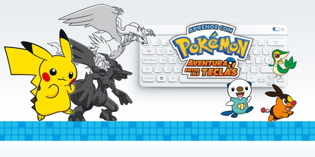 Pokémon Unite-Aventura-Teclas