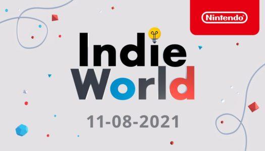 Indie World (Agosto 2021)