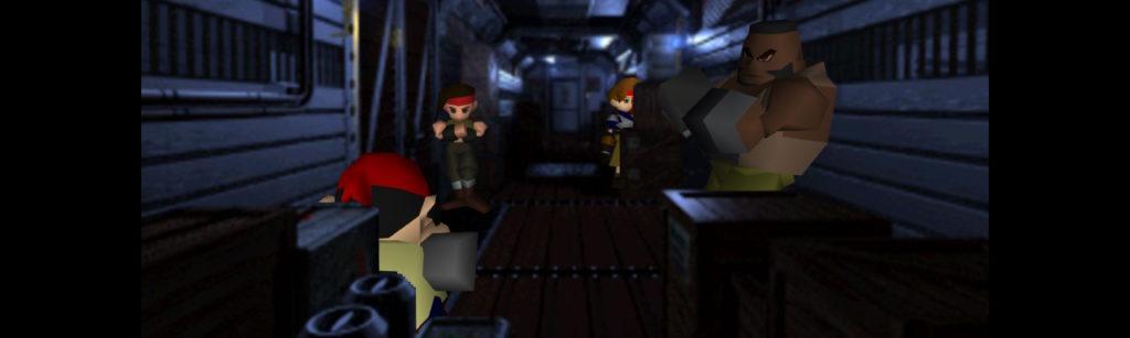 Final Fantasy VII Avalancha