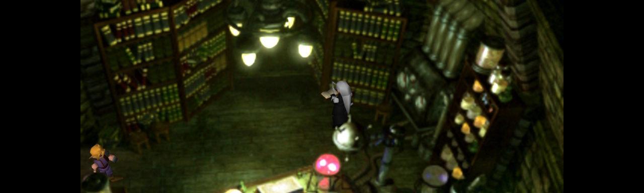 Final Fantasy VII Sephirot