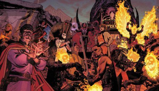 Marvel's Midnight Suns: en terreno desconocido