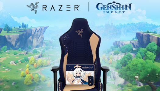Razer y Genshin Impact se unen para sacar una línea de productos
