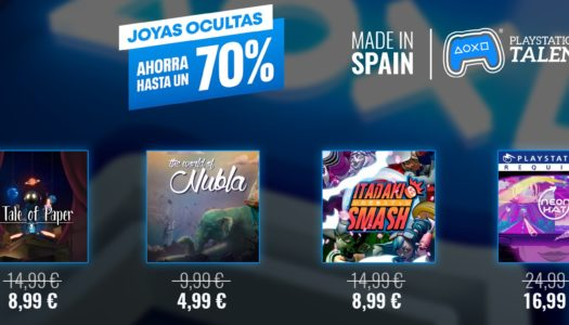 Joyas Ocultas llega a PlayStation Store incluyendo a PlayStation Talents