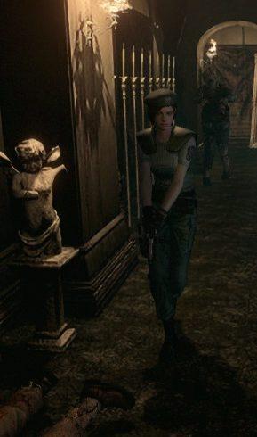 Resident Evil Remake 2002