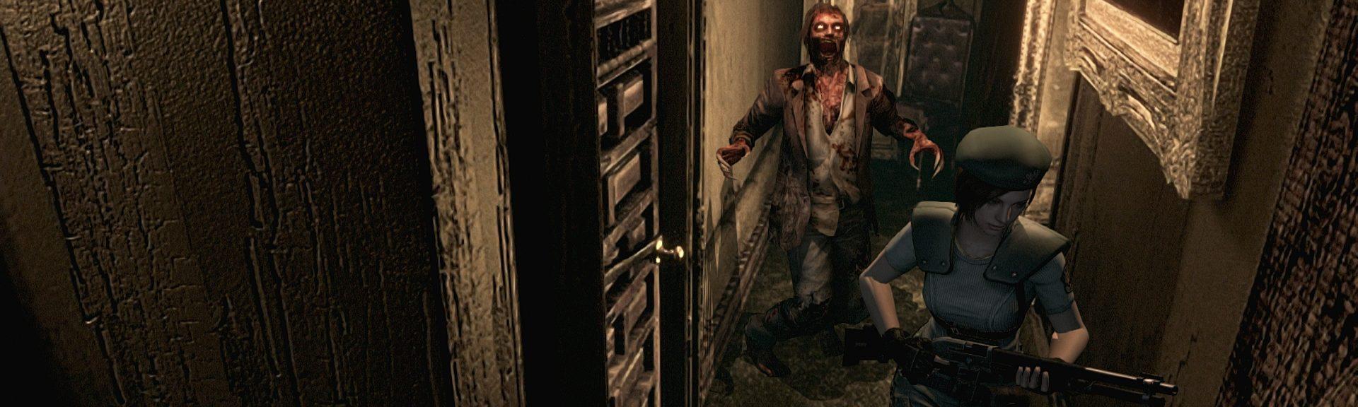 Resident Evil Remake Crimson