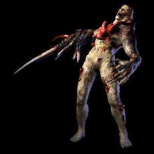 Resident Evil Remake Tyrant Final