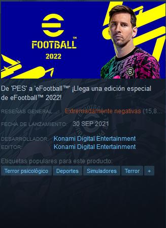 efootball steam