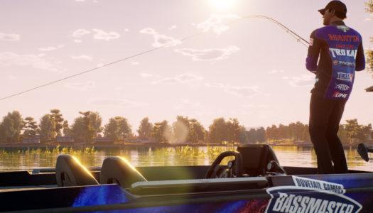 Bassmaster Fishing 2022 llegará en formato físico para PS4 y PS5